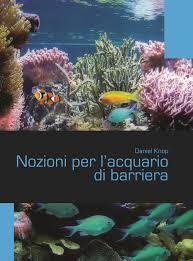 copertina libro nozioni per l'acquario di barriera